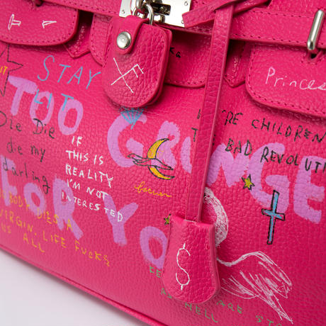 Anarchy Bag / Pink / No.8