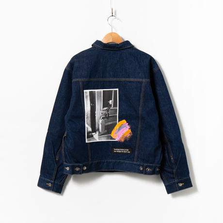Custom Denim Jacket / No.6