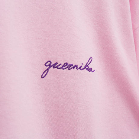 Back Photo LS Tee / Pink