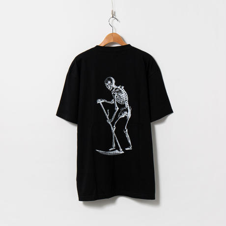 Hand Painted T-sh / Black / No.149