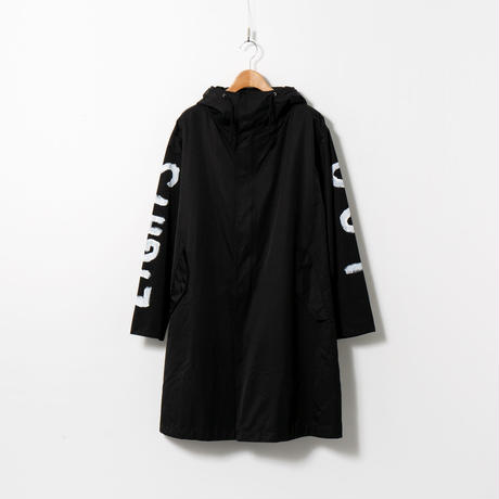 Custom Mods Coat / No.2 / Black