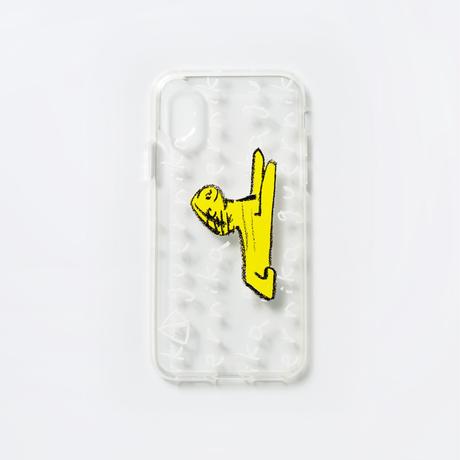 iPhone Case / sphinx (Clear) 【iPhone7/8】【iPhoneX】