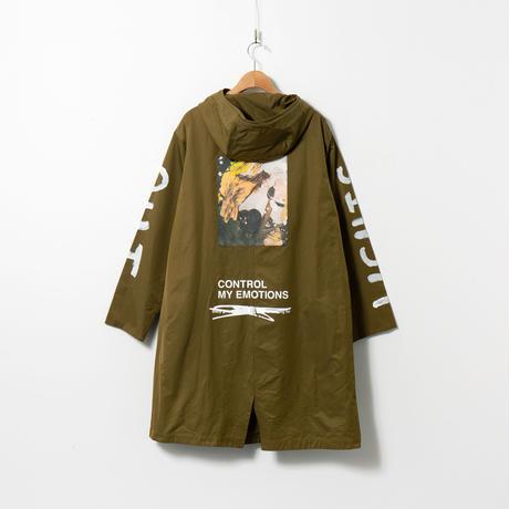 Custom Mods Coat / No.2 / Khaki