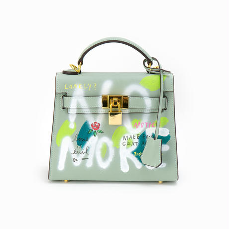 Candy Bag / Green / No.9