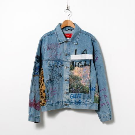 Remake Denim Jacket / No.2