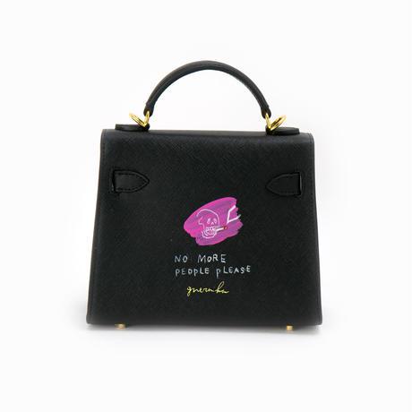 Candy Bag / Black / No.7