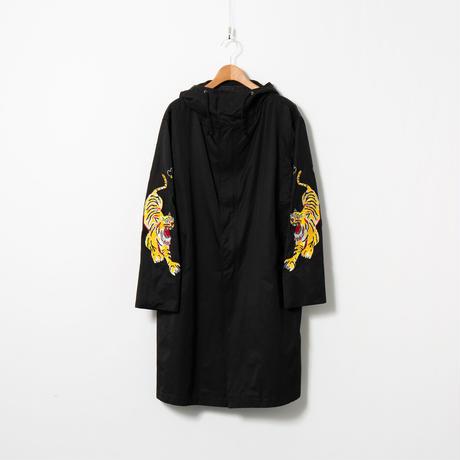 Custom Mods Coat / No.3 / Black