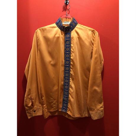 【USED 古着】エスニック襟 サーモンカラーシャツ AM15295371-22