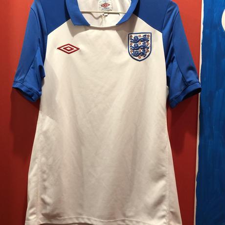 【USED 古着】アンブロ社製 イングランド サッカーゲームシャツ used0024