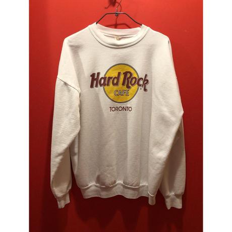 【USED 古着】Hard Rock CAFE TORONTO スウェット ハードロックカフ 1526127101-30