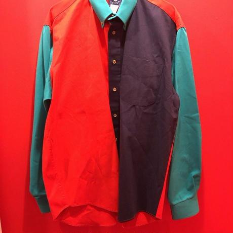 【USED 古着】ヘビーコットンマルチカラーシャツ 1482901252-17