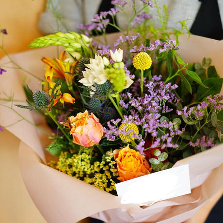 "Gift Bouquet""Summer"" M"