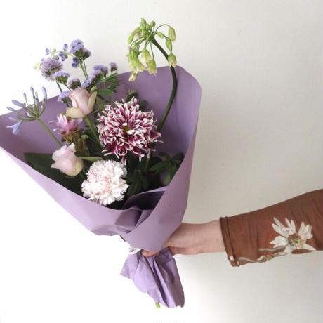 Seasonal gift bouquet S (June)