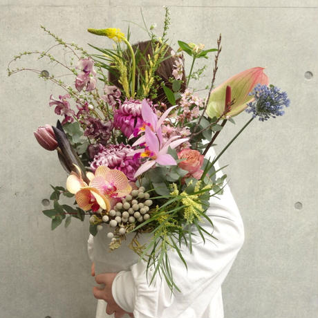 flower arrangement  L