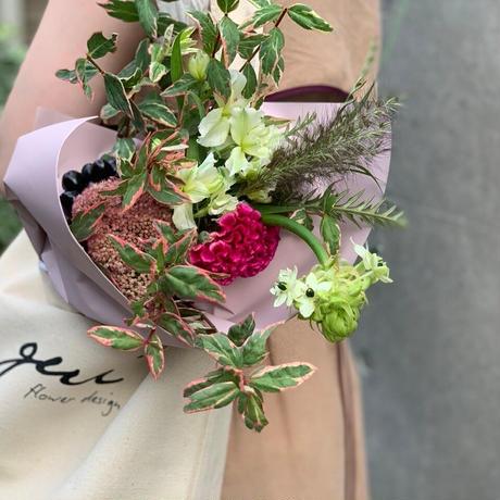 FLOWER BAG SET(natural)