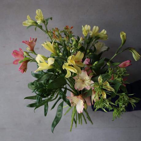 片桐花卉園直送thank you bouquet 2021
