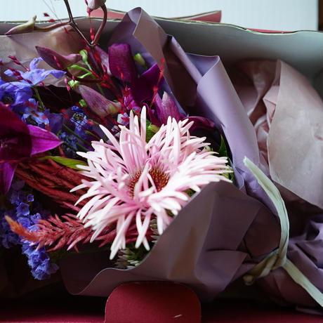 【毎月2回の定期便】mini bouquet box