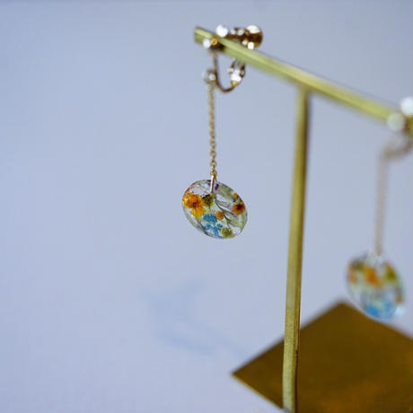 "【Summer Museum】swaying pierce ""ゴールデンハニー"""