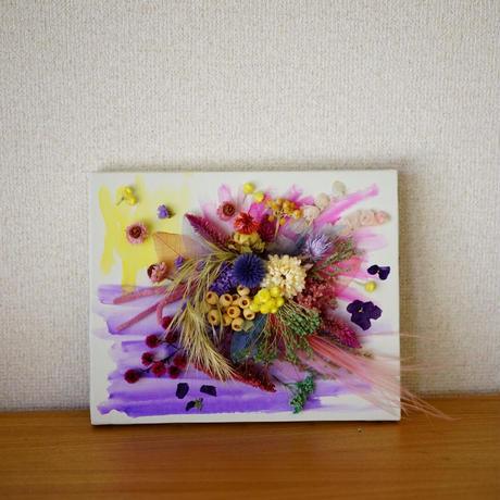"""【Summer Museum】drawing flower """"plum"""""""