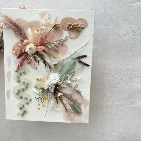 "drawing flower  ""peacock"""