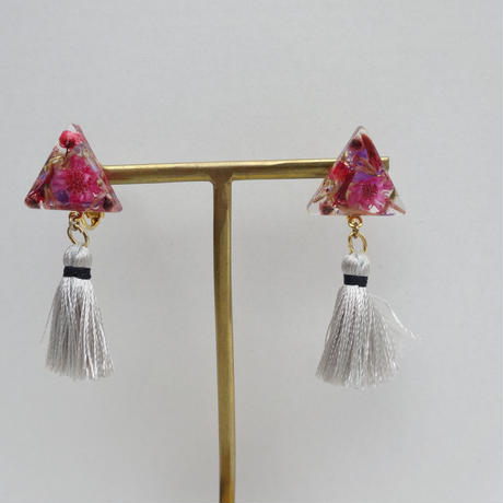 "【summer museum】Candy earrings ""berry berry"""