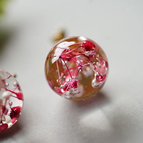 "【Summer Museum】cube pierce""SAKURA"""