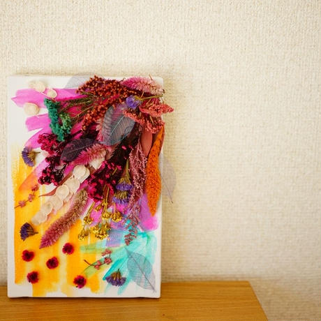 "【Summer Museum】drawing flower ""flamingo2"""
