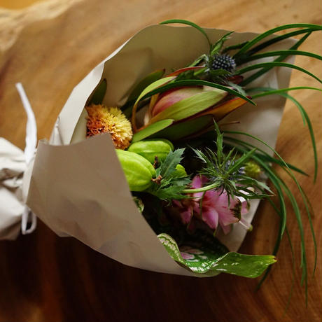 【2nd anniversary】 mini bouquet box