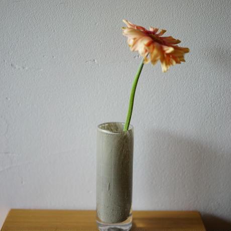 """<Henry Dean>Flower vase """"pipe S""""グラヴィエ"""
