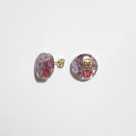 "【Candy series】Candy Earrings(Pierces)  ""fresh grape‼"""