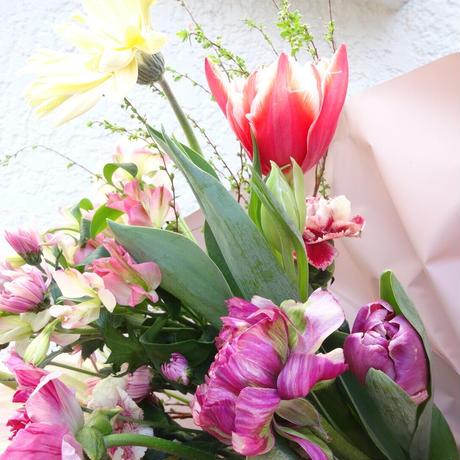 Seasonal gift bouquet M(February)