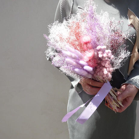 【THANKS MOM,ALWAYS!! 】BABY'S BREATH SWAG