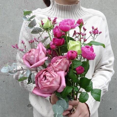 やぎばら園×gui 「Art Rose.Bouquet」