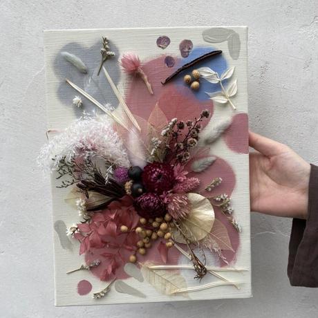 "drawing flower  ""flamingo"""
