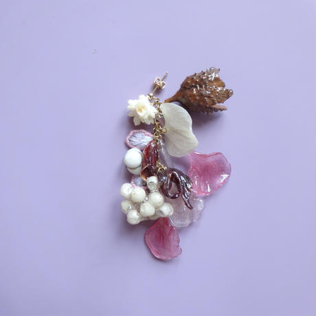 "【Summer museum】Nuu pierce Ⅿ  ""purple"""
