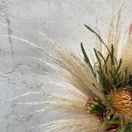 【gui 3rd anniversary】10/9instagram live「 大人の自由研究」秋の実とパンパスのリースのワークショップ