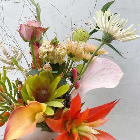 Seasonal gift bouquet M(October)