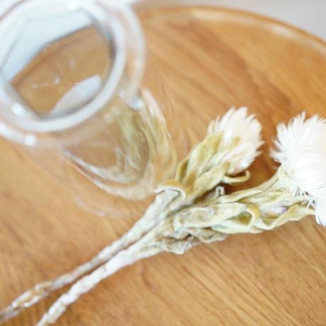 FLOWER AND VASE SET(oval)