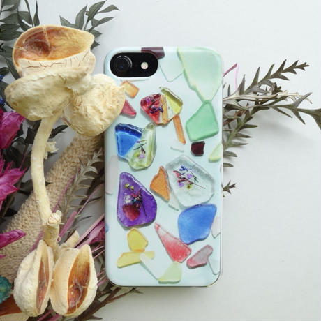 "【Summer museum】iPhone case ""Seagrass"" (iPhone 11)"