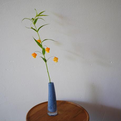 """<Henry Dean>Flower vase""""Grass S""""チコリー"""