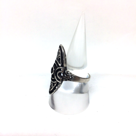 【SPECIAL PRICE!】gunda<ガンダ >DOT RING/B[ドット リング/B]