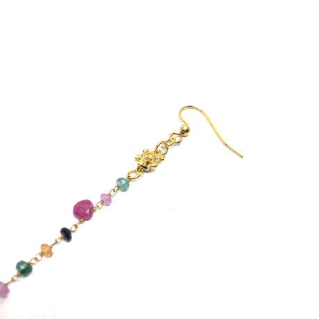 【AW2019】gunda<ガンダ >BALLON PIERCE[バロンピアス]