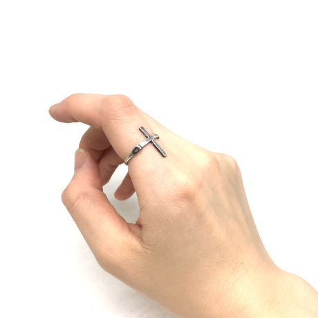 【AW2019】gunda<ガンダ >CROSS'19 RING [クロス'19リング]