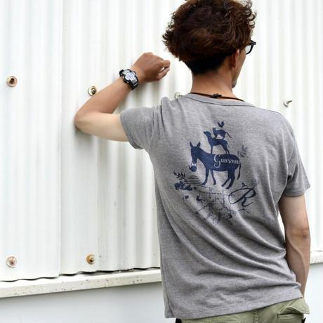 ぐりむ公式ブレーメンTシャツ ブラウン