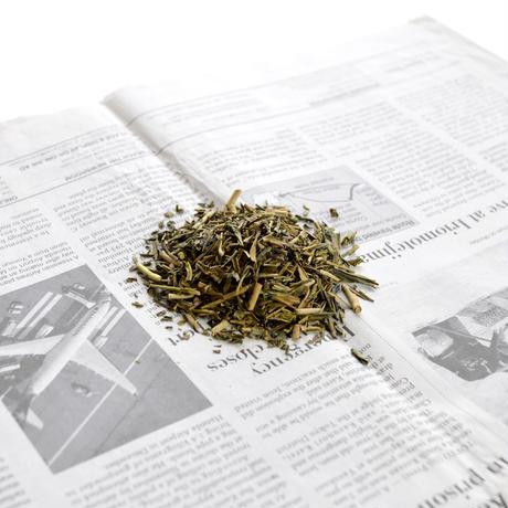 「春夏ほうじ茶」茶農家仕立てリーフ