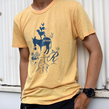 ぐりむ公式ブレーメンTシャツ イエロー