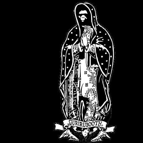 """""""Guadalupe""""  Campus apron"""