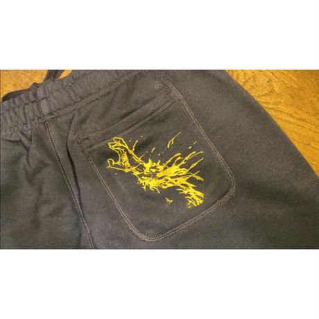 """ half pants""    color "" navy"""