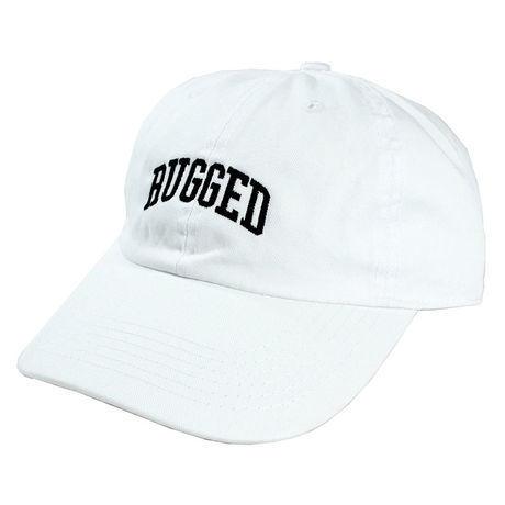 RUGGED ''ARCH LOGO'' adjuster cap (White)