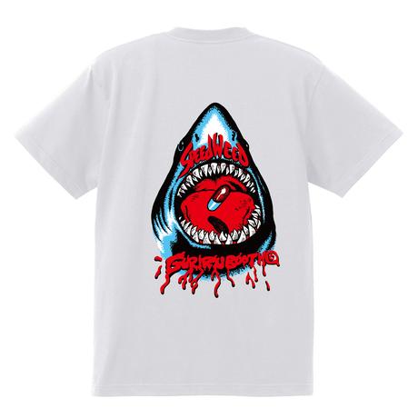 """JAWS × 鉄雄""   tee"